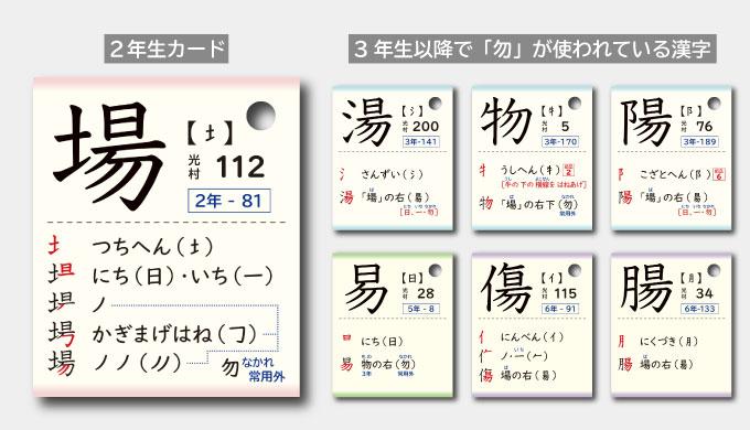 勿れがつかわれている漢字